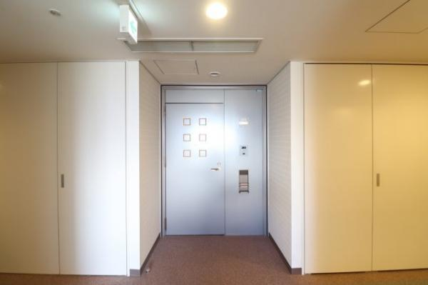 【玄関】玄関の外観です☆