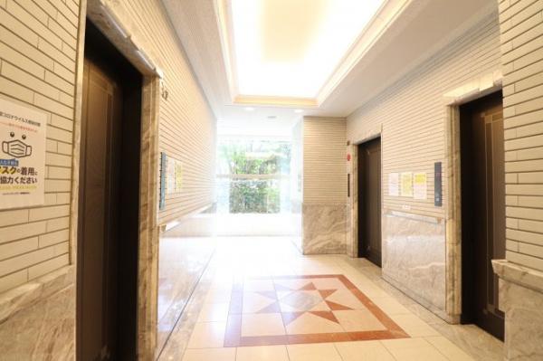 【エントランス】エレベーターホールです!
