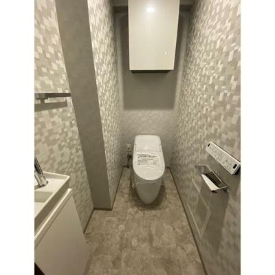 【トイレ】江戸川橋ステーションレジデンス