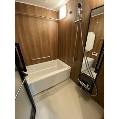 【浴室】江戸川橋ステーションレジデンス