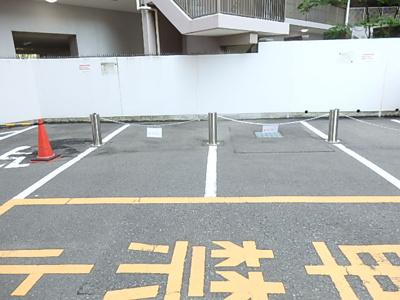 【駐車場】エル・セレーノ上本町レジデンス