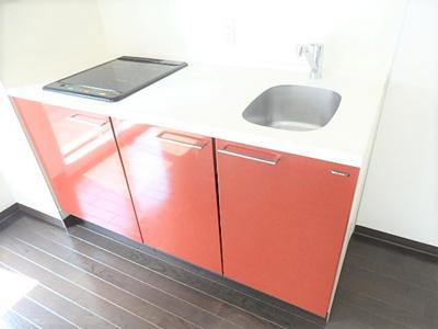 【キッチン】エル・セレーノ上本町レジデンス