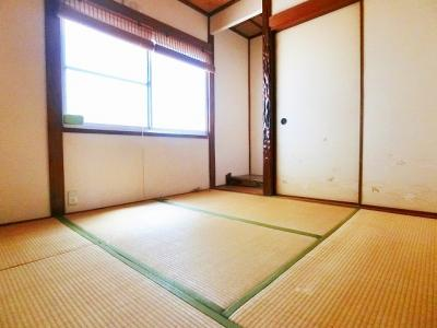 【和室】八田北町貸家