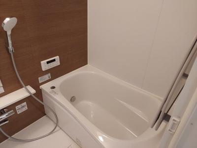 【浴室】元麻布新築戸建