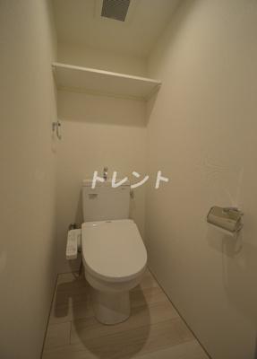 【トイレ】ラクラス四谷三丁目
