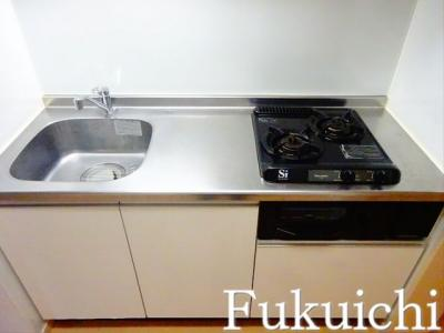 【キッチン】油面パークヴィレッジD棟