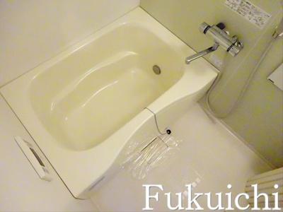 【浴室】油面パークヴィレッジD棟
