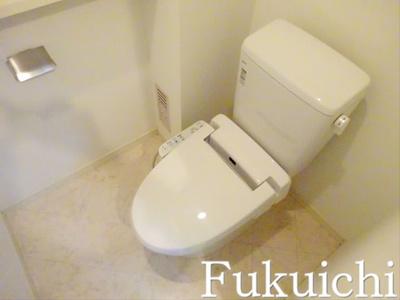 【トイレ】油面パークヴィレッジD棟