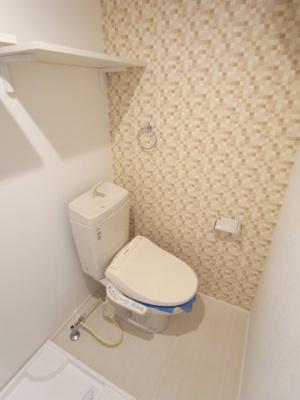 【トイレ】トリオネア千種