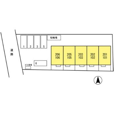 【区画図】サンライズ