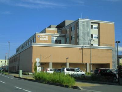 八潮中央総合病院(928m)