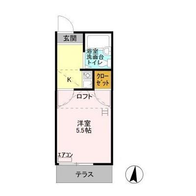 【区画図】マルヤスハウス