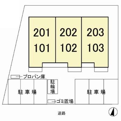 【区画図】ジュネス