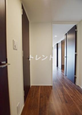 【玄関】リビオメゾン飯田橋