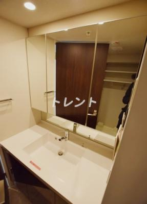 【洗面所】リビオメゾン飯田橋