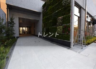 【エントランス】リビオメゾン飯田橋
