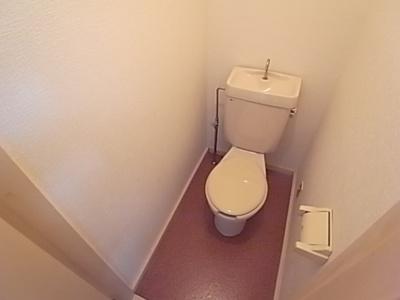 【トイレ】モリハイツ