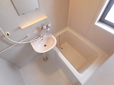 【浴室】モリハイツ
