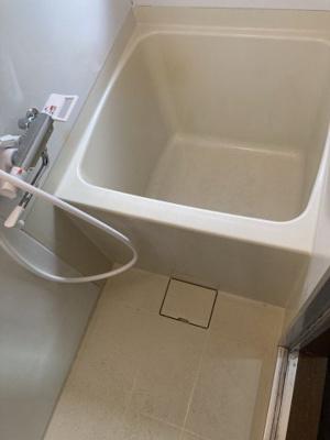 【浴室】立野町貸家