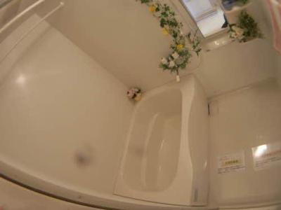 【浴室】メゾン・ラ・パヴィエ B棟