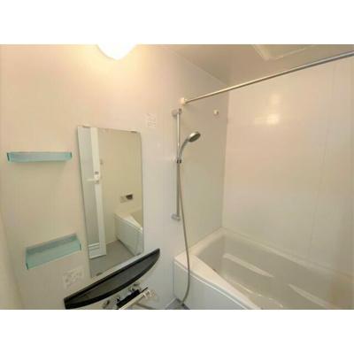 【浴室】AXAS FORT両国立川