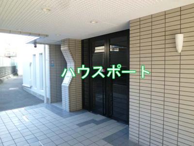 【エントランス】京都山科スカイマンション