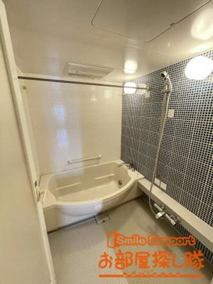 【浴室】ロフティ諏訪野