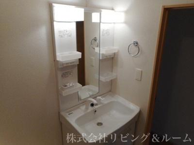 【洗面所】ブラシード・カーサ