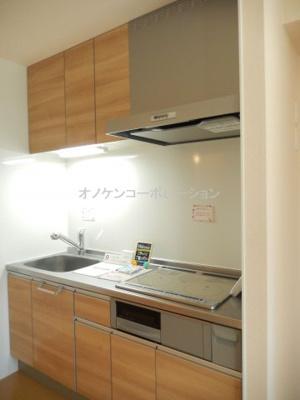 【キッチン】プレミアムDハウス