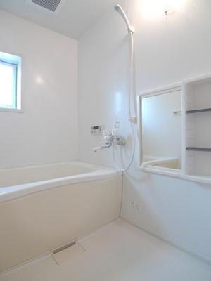 【浴室】ファミール塚原G