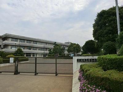 菅谷小学校区域です。