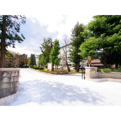 高校・高専「長野県南安曇農業高校まで1381m」