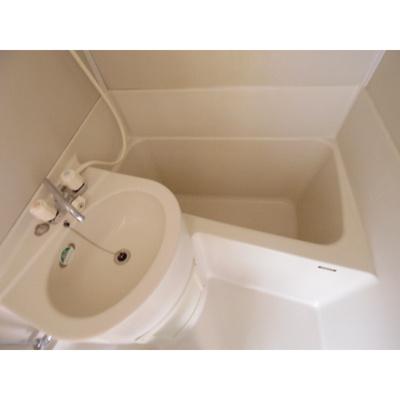 【浴室】キャンプ池田