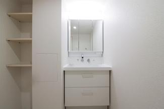 【独立洗面台】藤和千里ハイタウン