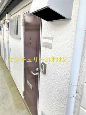 【玄関】メゾン・ブランシュ