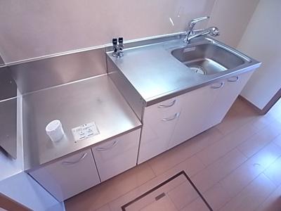 【キッチン】セレーノ東垂水