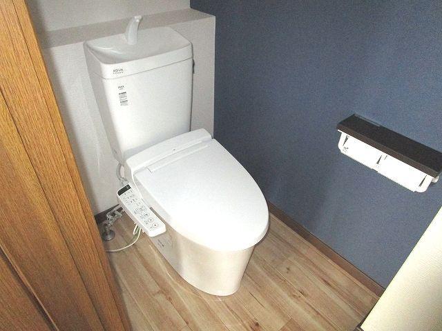 【トイレ】糟屋郡志免町御手洗2丁目戸建