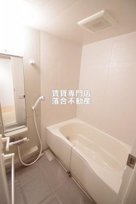 【浴室】モンパルテ