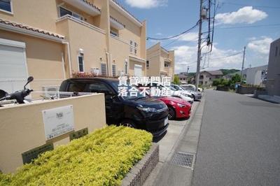 【駐車場】パルフェ