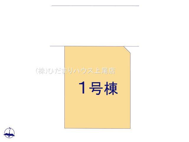 【区画図】蓮田市西新宿 4期 新築一戸建て グラファーレ 01
