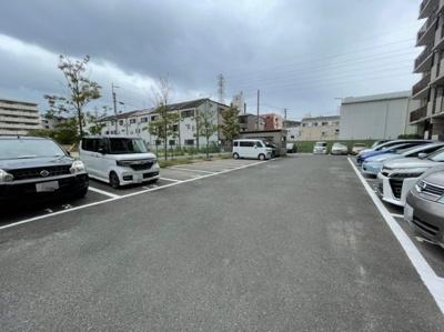 【駐車場】ラール関目スカイハイツ