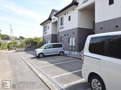 【駐車場】TOTORO