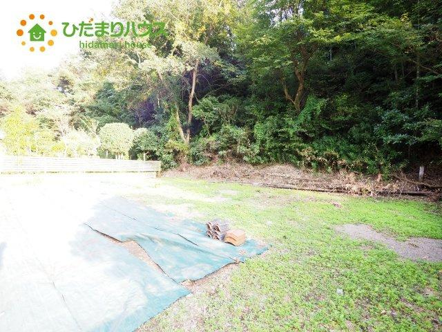 庭広々10坪以上!お子様のお外遊びも自宅のお庭なら安心ですね(*^^)v