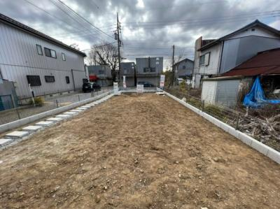 【外観】龍ケ崎市21-2期 新築戸建