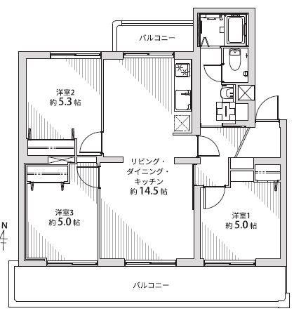 室見第1住宅26号棟