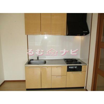 【キッチン】ティファーナ高宮