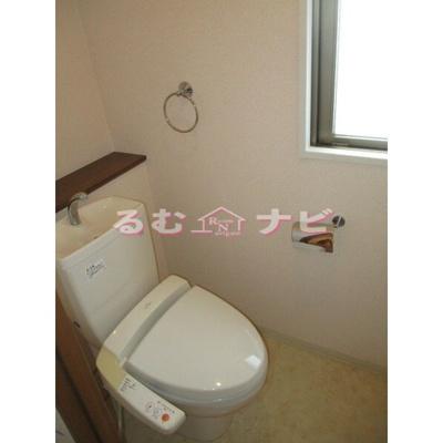 【トイレ】ティファーナ高宮