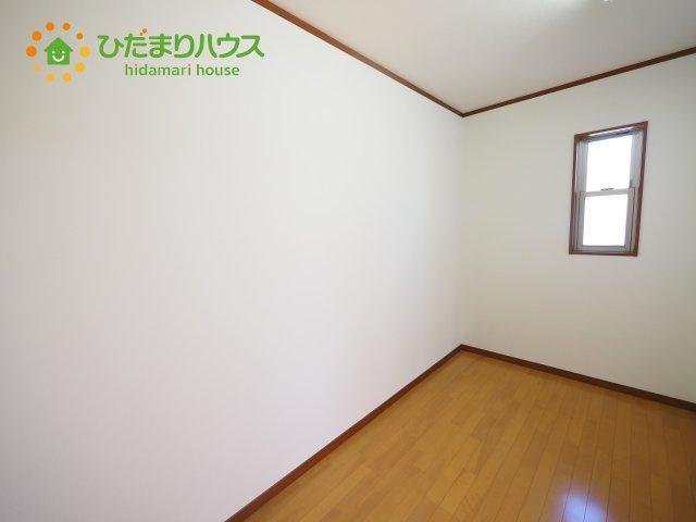 広い納戸で2階もスッキリ(^^)