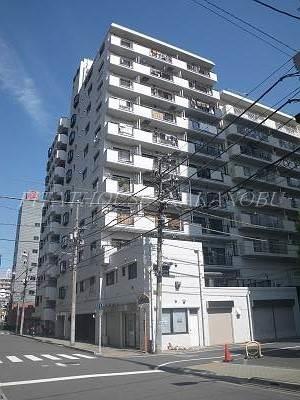 【外観】中銀第二東上野マンシオン