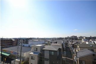 【展望】武蔵小杉ハイツ